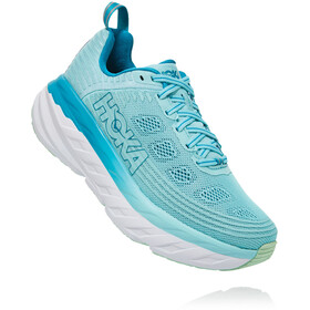 Hoka One One Bondi 6 Shoes Women antigua sand/caribbean sea